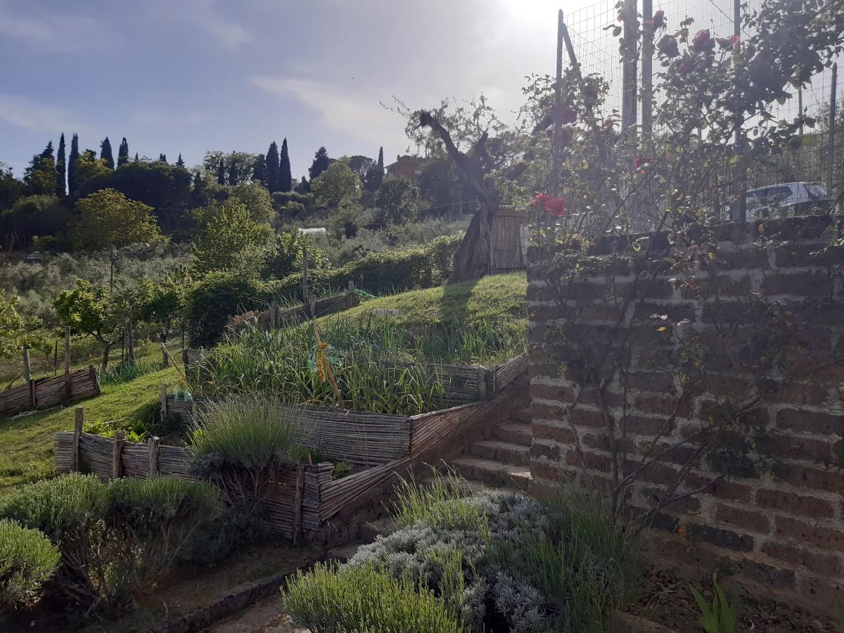 L'orto-giardino di Rajo