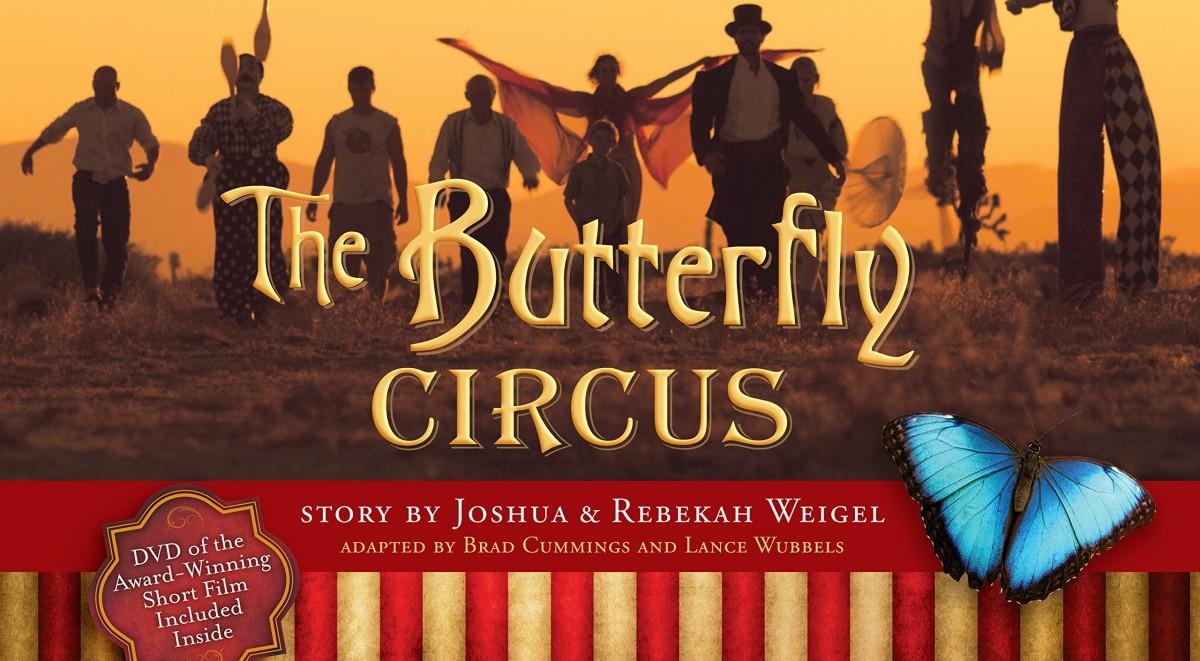 il circo della farfalla  comunità rajo