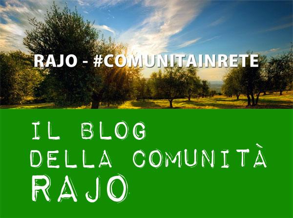 rajo in rete - il blog